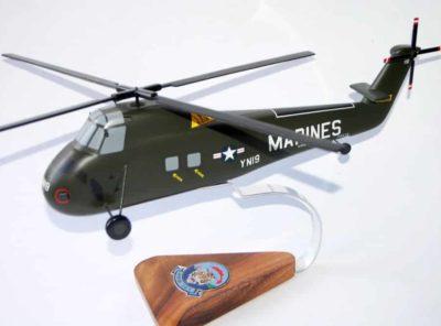 "HMM-361 ""Flying Tigers"" Sikorsky H-34"
