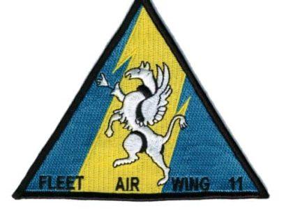 Fleet Air Wing 11 Patch