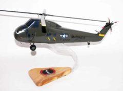 HMM-163 Evil Eyes Sikorsky H-34