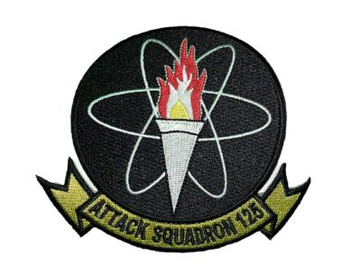 VA-125 Skylancers Squadron Patch – Sew On