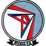 RVAH-12 Speartips Squadron Patch