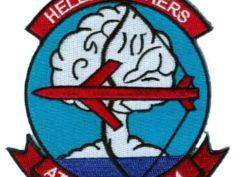 VA-104 Hells Archers Squadron Patch