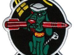 VA-105 Mad Dogs Squadron Patch