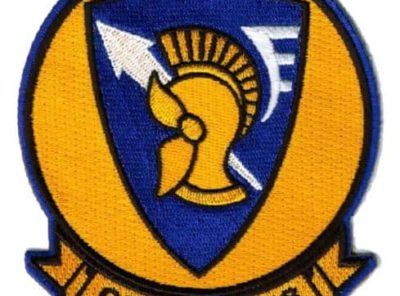 VA-106 Gladiators Squadron Patch
