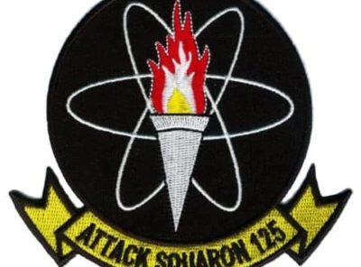 VA-125 Skylancers Squadron Patch