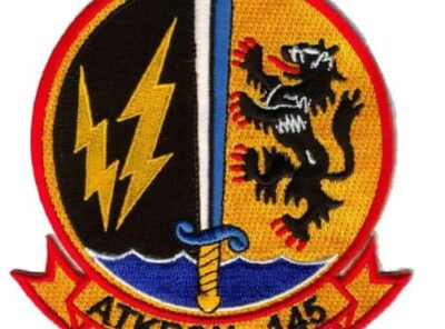 VA-145 Swordsman Squadron Patch