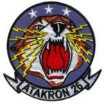 VA-26 Skylaunchers Squadron Patch
