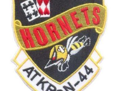 VA-44 Hornets Squadron Patch