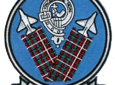 VA-46 Clansmen Squadron Patch