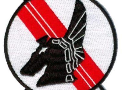 VA-55 Warhorses Squadron Patch