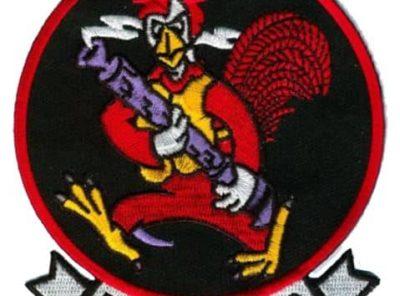 VA-66 Waldos Squadron Patch