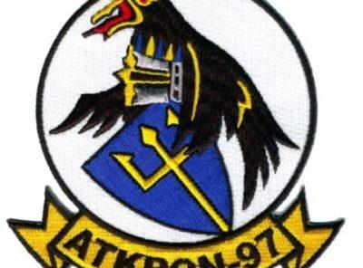 VA-97 Warhawks Squadron Patch