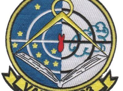 VAH-123 Squadron Patch