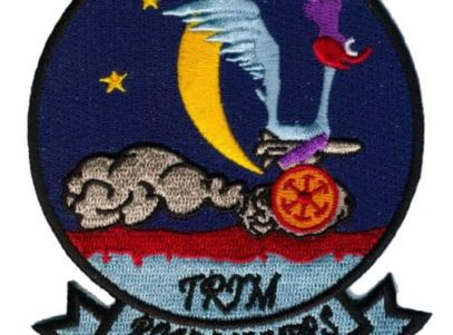 VAH-21 Roadrunners Squadron Patch