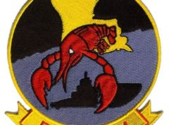 VP-94 Crawfishers Squadron Patch
