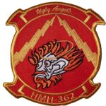 HMH-362 Ugly Angels Squadron Patch 4.5 inch