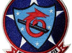 HS-6 Indians Squadron Patch