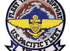 VR-21 Pineapple Express Squadron Patch