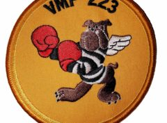 VMF-223 Squadron Patch – Sew On