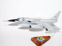 43rd Bombardment Wing B-58 Hustler Model