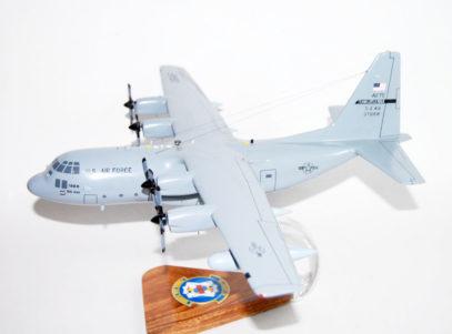 53rd Airlift Squadron Team Little Rock C-130 Model