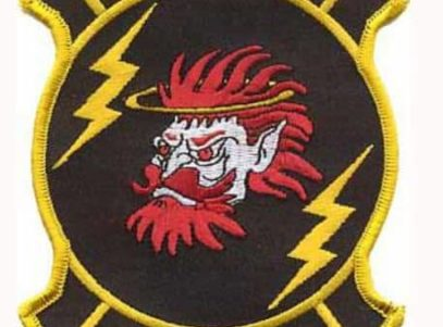 HMH-362 Ugly Angels Patch – Plastic Backing