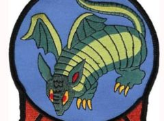 HMH-777 Flying Armadillos Patch – Plastic Backing