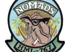 HML-767 Nomad Patch – Sew On