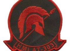 HMLAT-303 'Atlas' Squadron Patch – Sew On