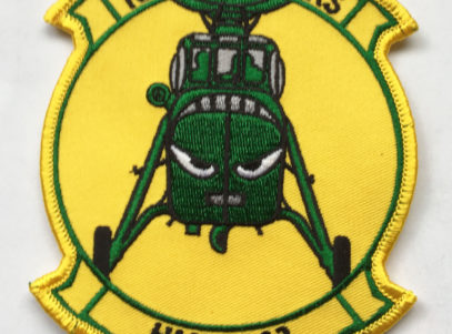 HMM-163 Ridge Runners Patch – Plastic Backing
