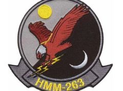 HMM-263 Thunder Chickens Patch –Sew On