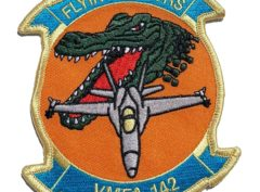 VMFA-142 Flying Gators Patch