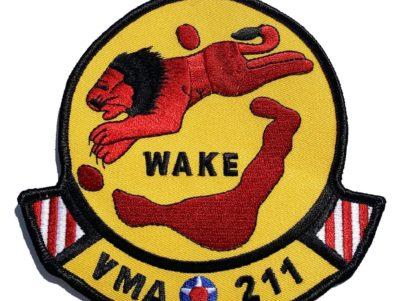 VMA-211 Wake Island Avengers Patch