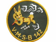 VMSB-142 Squadron Patch