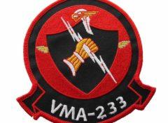 VMA-233 Squadron Patch