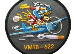 VMTB-622 Patch – Sew On