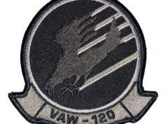 VAW-120 Greyhawks Squadron Patch – Sew On