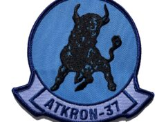 VA-37 Bulls Squadron Patch – Sew On