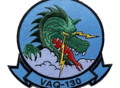 VAQ-130 Zappers Squadron Patch – Sew On