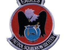VP-16 War Eagles Squadron Patch – Plastic Backing