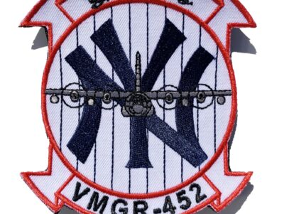 VMGR-452 Yankees Squadron Patch – Sew On