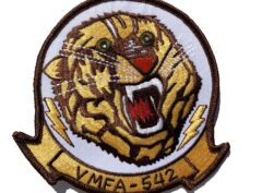 VMFA-542 Tigers Squadron Patch – Sew on