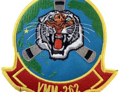 VMM-262 Flying Tigers Squadron Patch – Sew On