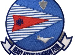 VAH-4 Four Runners Squadron Patch – Sew On