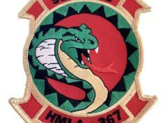 HMLA-367 Scarface Patch – Sew On