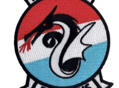 VP-56 Dragons Squadron Patch – Plastic Backing