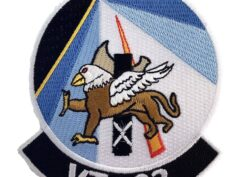 VT-23 The Professionals Squadron Patch– Plastic Backing