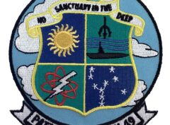VP-49 No Sanctuary in the Deep Patch – Sew On