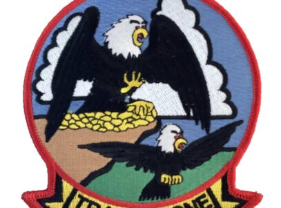 VT-1 Eaglets Squadron Patch– Plastic Backing