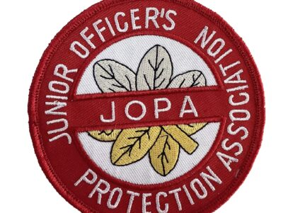 JOPA Patch – Plastic Backing